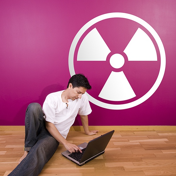 Stickers muraux: Nuclear