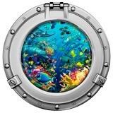 Stickers muraux: Fond marin 5