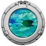 Stickers muraux: Banc de poisson 2 5