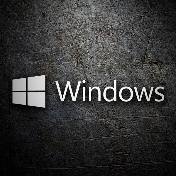 Autocollants: Microsoft Windows
