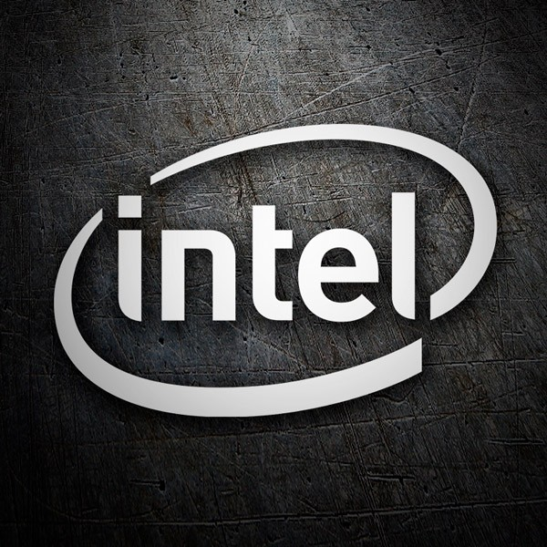 Autocollants: Intel Corporation