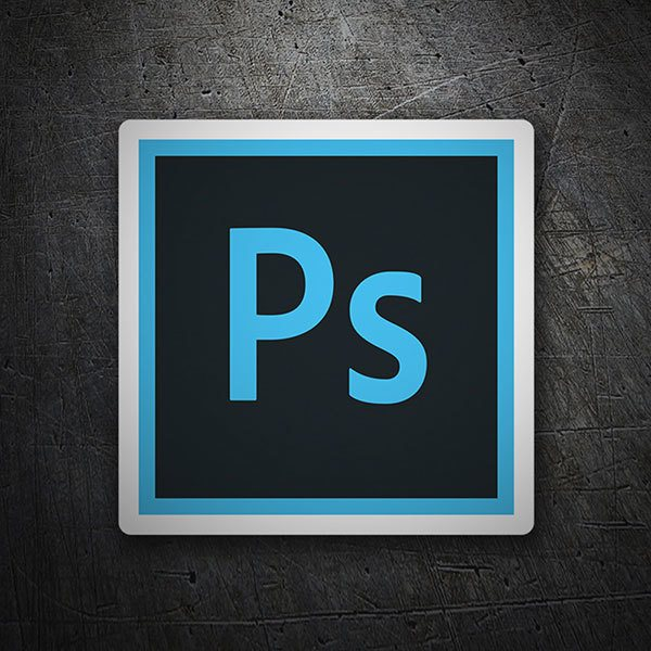 Autocollants: Adobe Photoshop