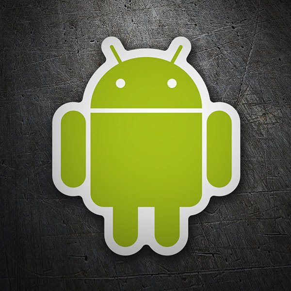 Autocollants: Android Icône