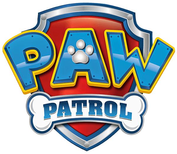 Coloriage Pat Patrouille Badge.Image Logo Pat Patrouille