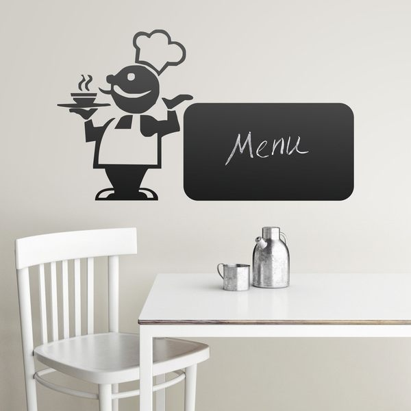 Stickers muraux: Menu