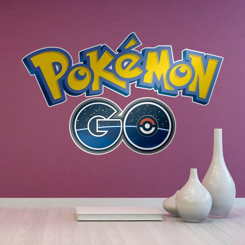 Stickers muraux: Pokémon Go