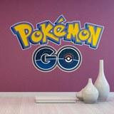 Stickers muraux: Pokémon Go 3