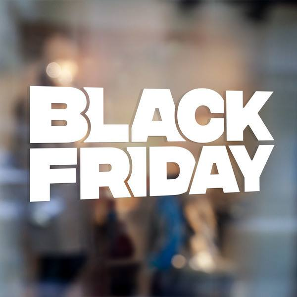 Stickers muraux: Black Friday 2