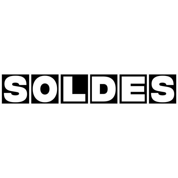 Stickers muraux: Soldes 1