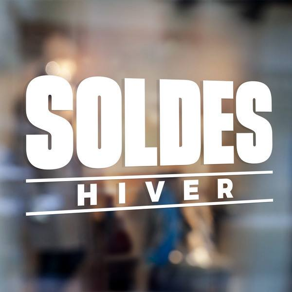 Stickers muraux: Soldes Hiver