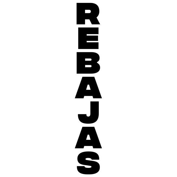 Stickers muraux: Rebajas vertical