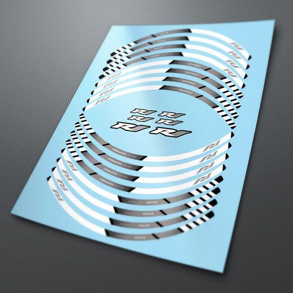 sticker liseret jante yamaha r1. Black Bedroom Furniture Sets. Home Design Ideas