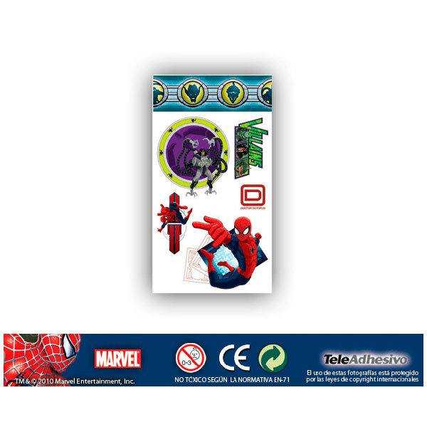 Stickers pour enfants: Spiderman-2 32,5x68 cm