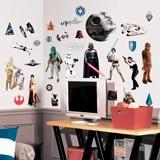Stickers muraux: Classique Star Wars Stickers Muraux 3