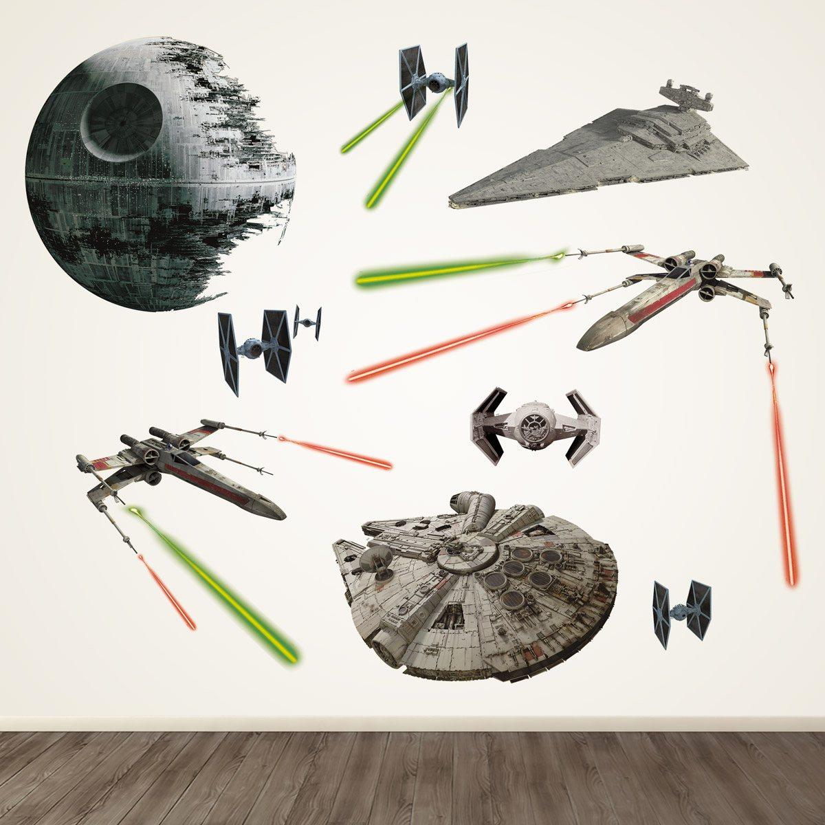 Navires Star Wars Classiques