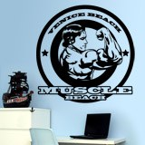 Stickers muraux: Arnold Muscle 2