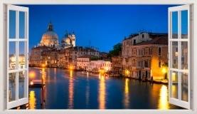 Stickers muraux: Panorama de Venise 2 5