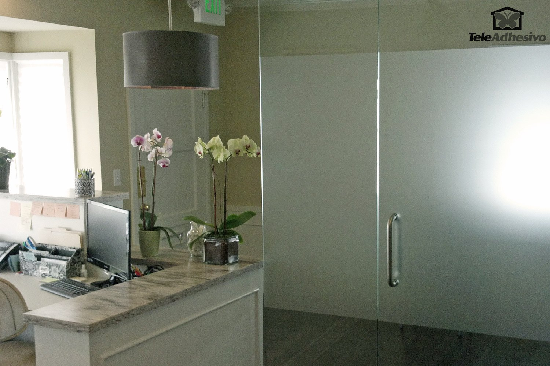 film adh sif pour vitrage d poli 120cm. Black Bedroom Furniture Sets. Home Design Ideas