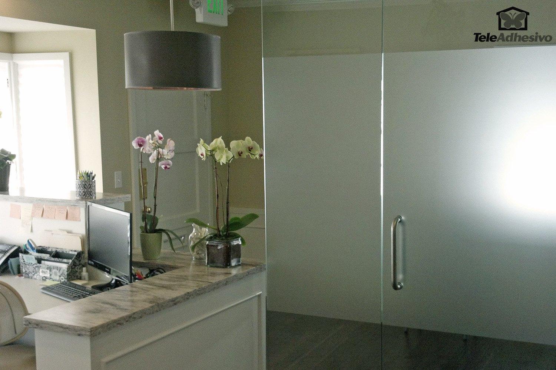 film adh sif pour vitrage d poli 80cm. Black Bedroom Furniture Sets. Home Design Ideas