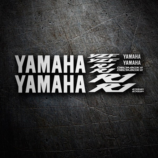 autocollant yamaha yzf r1 2003
